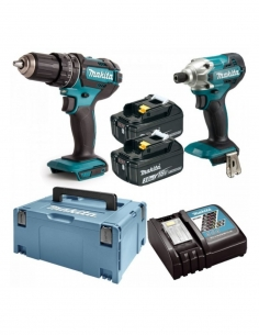 SET MAKITA DLX2337J