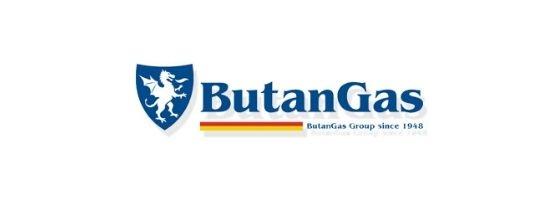 Butan gas